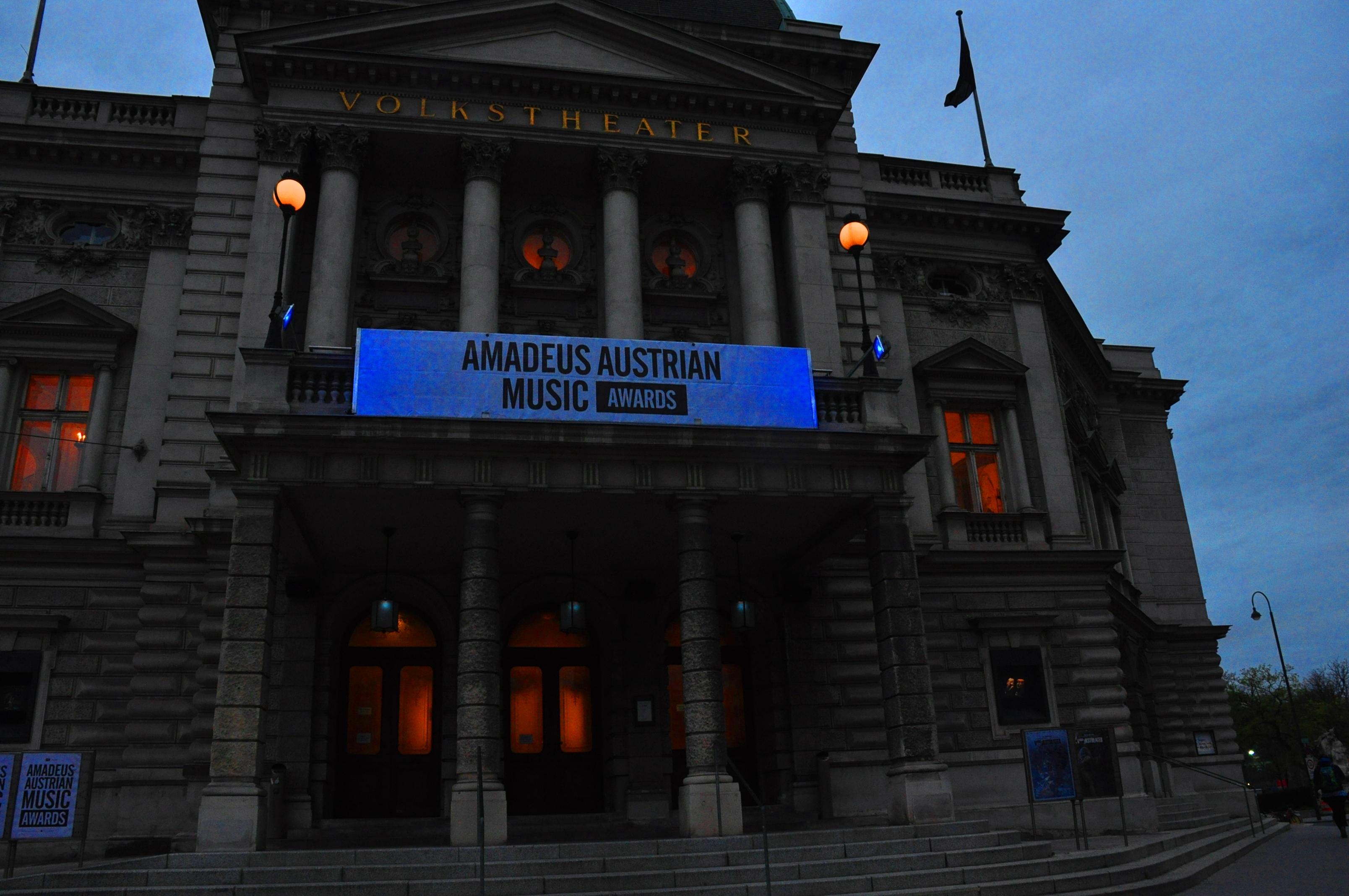 Das Volkstheater machte ebenfalls blau.