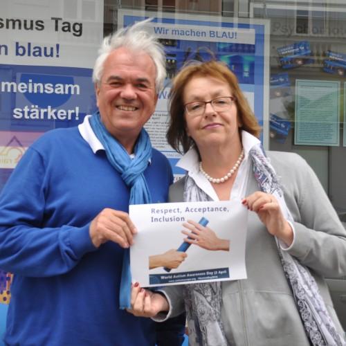 Dr. Therese Zöttl und Dr. Anton Diestelberger von Rainman's Home.